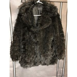 Topshop fur coat 6
